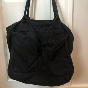 Lulu lemon gym bag - lightly worn